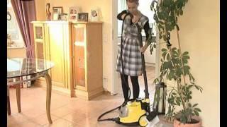 Download KÄRCHER Dampfreinigung Dampfsauger Dampfbügelstation Video