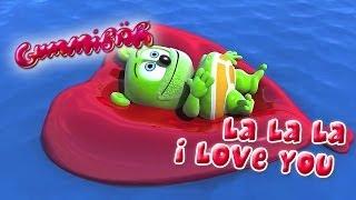 Download La La La I Love You - Gummibär - The Gummy Bear Video