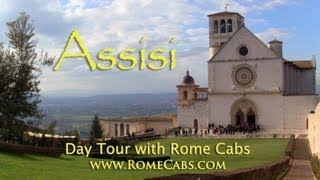 Download Amazing Assisi - Private Tour with RomeCabs Video