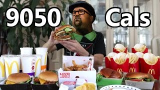 Download Big Smoke's Order (Food Challenge) Video