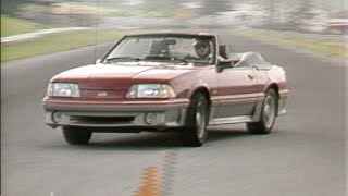 Download MotorWeek | Retro Review: '88 Ford Mustang GT Convertible Video