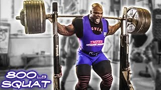 Download Ronnie Coleman- 800 lb Squat THE OFFICIAL FOOTAGE Video