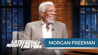 Download Morgan Freeman Looks Back on The Shawshank Redemption Video