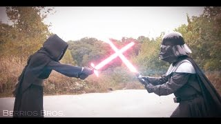 Download KYLO REN VS. DARTH VADER IN REAL LIFE!!!! ( A star wars fan-film ) Video