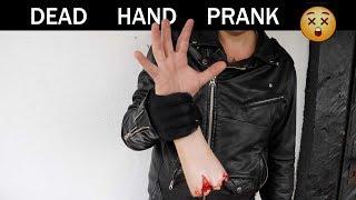 Download Dead Hand PRANK💀😵 -Julien Magic Video