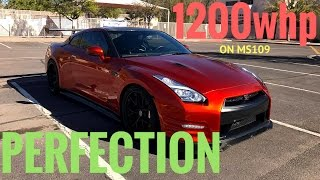 Download I DRIVE: FULLY BUILT 840WHP ALPHA 10X GTR (1200WHP ON RACE GAS) Video