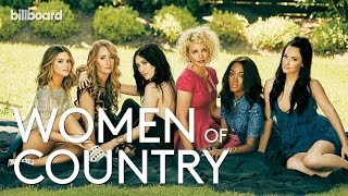 Download Women of Country Music: Kacey Musgraves, Mickey Guyton, & More | Billboard Roundtable Video