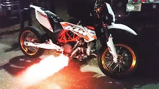 Download TURBO KTM 690 SMC ⚡ [Epic Moto Mix #001] Video