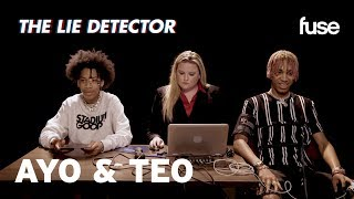 Download Ayo & Teo Take A Lie Detector Test Video