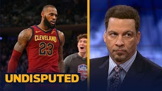 Download Chris Broussard reacts to an executive suggesting the Cavs should trade LeBron & Love | UNDISPUTED Video