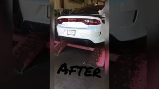 Download Resonator Delete On My 2017 Dodge Charger Daytona RT Video