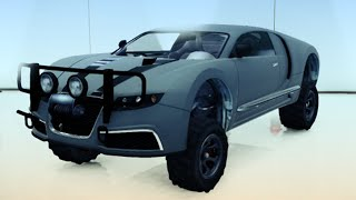 Download GTA 5 Crazy Car Customizations! Awesome Concept Cars in GTA 5 Video