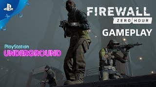 Download Firewall Zero Hour - PS VR Gameplay   PS Underground Video