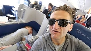 Download THE PERFECT BUSINESS CLASS BED! Video