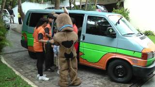 Download CHEGADA COM SCOOBY DOO Video