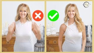 Download Slimming Style Tip Every Woman Should Know | Style Over 50 2019 Video