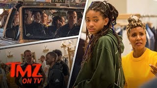 Download Will Smith's Other Son Makes A Rare Appearance | TMZ TV Video