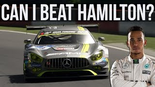 Download Can I Beat Lewis Hamilton's Laptime At The Nurburgring GP Circuit? Video