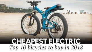 Download 10 Cheapest Electric Bicycles You Can Afford (Review of Bikes Starting at $699) Video