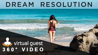 Download Dream Resolution - [Live Action VR/360 Video Short Film] Video