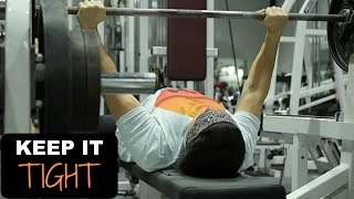 Download MY FAVOURITE TIP TO INCREASE YOUR BENCH PRESS Video