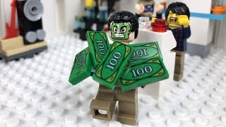 Download LEGO City Store Robbery STOP MOTION Catch The Crooks | LEGO City | By LEGO Worlds Video