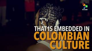 Download Afro-Colombian Hairdressers Revive African Customs Video