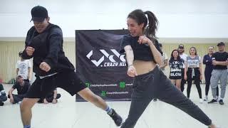 Download Bailame (Remix) - Yandel ft Bad Bunny & Nacho - Choreography by Adrian Rivera ft Daniela Brito Video