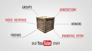 Download 10 Long Gone YouTube Features Video