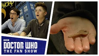 Download Thirteenth Doctor Reaction - Doctor Who: The Fan Show Video