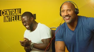 Download WHISPER CHALLENGE WITH KEVIN HART & THE ROCK!!! Video