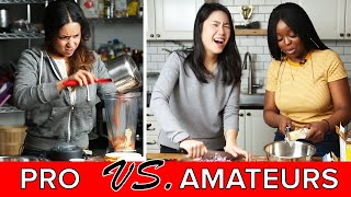 Download Amateur Vs. Professional Chef: Mac 'N' Cheese Video
