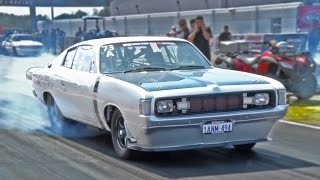 Download 7-Second MOPAR Valiant - Twin 88mm TURBOS! Video
