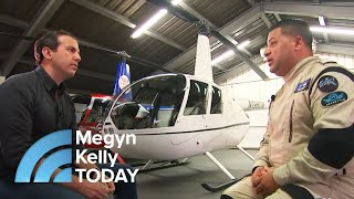 Download How A Helicopter Pilot Saved Lives After Hurricane In Puerto Rico | Megyn Kelly TODAY Video