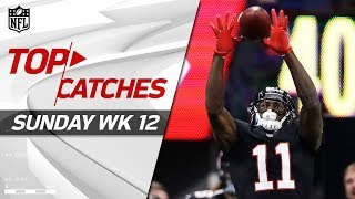 Download Top Catches from Sunday | NFL Week 12 Highlights Video