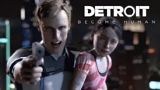 Download Detroit: Become Human Played with Live Audience at PSX 2017 Video
