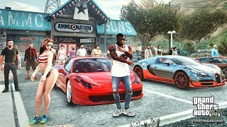Download GTA 5 REAL LIFE MOD#351 UNCLE SAM!!! (GTA 5 REAL LIFE MODS) ferrari Video