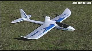 Download RC Plane of the week: The AXN Clouds Floater Video