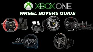 Download XBox One Racing Wheel Buyers Guide by Inside Sim Racing Video