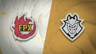Download FPX vs G2 | Finals Game 1 | World Championship | FunPlus Phoenix vs G2 Esports (2019) Video