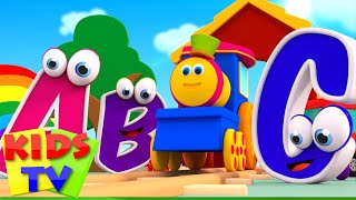 Download Bob The Train | ABC Song | Alphabet Train Video