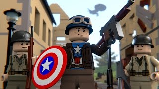 Download LEGO WWII CAPTAIN AMERICA Video