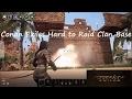 Download Conan Exiles, Hard to Raid Clan Base Video