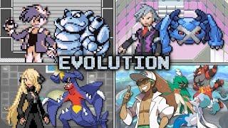 Download Evolution of Pokémon Champion Battles (1996 - 2016) Video