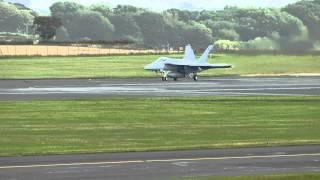 Download Eurofighter Typhoon vs US Navy F18 Super Hornet - Battle of The Takeoffs Video