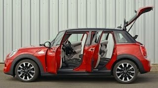 Download New Mini 5 Door INTERIOR 2015 Walkaround In Detail New Mini Cooper SD 5 Door Video CARJAM TV 2014 Video