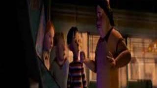 Download Monster house arcade scene Video