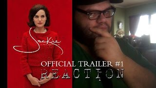 Download Jackie Official Trailer 1 [2016] Reaction Video