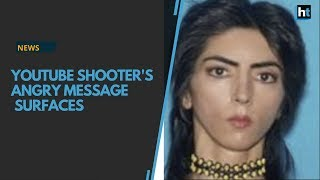 Download Youtube shooter's angry message before shooting surfaces Video