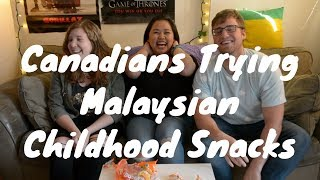 Download |CANADIANS TRY MALAYSIA SERIES EP 1| Canadians Trying Malaysian Childhood Snacks - Part 2 Video